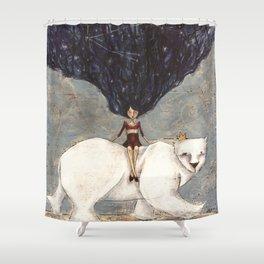 Ursa Major Shower Curtain