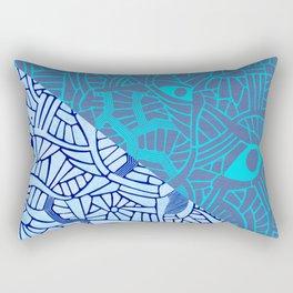 - fall - contracture - Rectangular Pillow