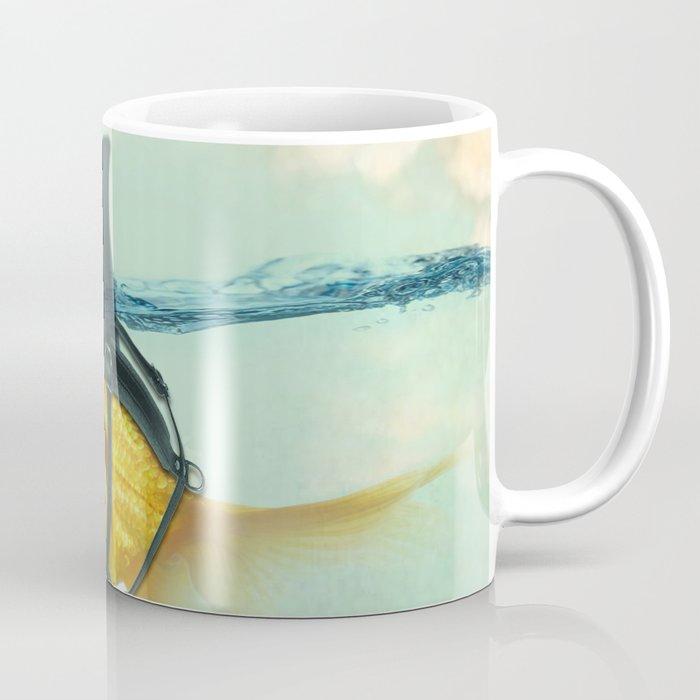 Be Brave - Brilliant Disguise Coffee Mug