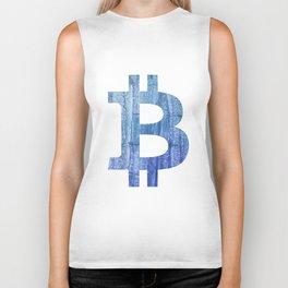 Bitcoin Biker Tank