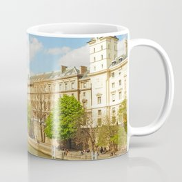 The River Seine Coffee Mug