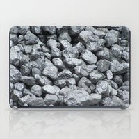 black and gold iPad Cases featuring Black Gold by Marina Scheinost