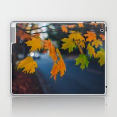 Fall Walks Laptop & iPad Skin