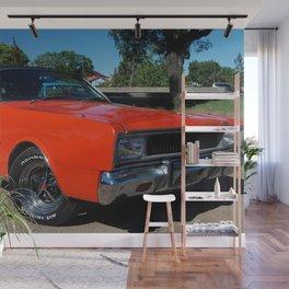 1976 Argentinian Model Only MOPAR GTX Wall Mural