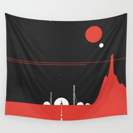 Station0 Wall Tapestry