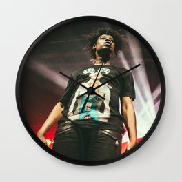 Danny Brown Live Concert Wall Clock