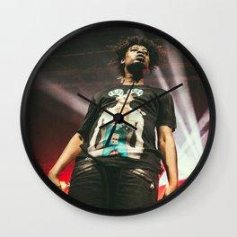 Danny Brown Live Concert Wall Clock