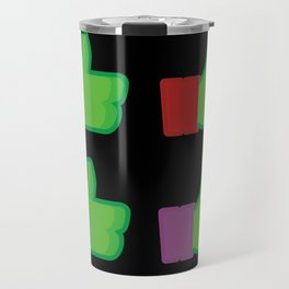 I Like TMNT Travel Mug