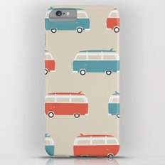 VW Bus & Surfboard Slim Case iPhone 6 Plus