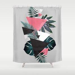 Greenery Balance Shower Curtain