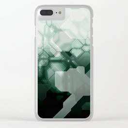 future fantasy bitter Clear iPhone Case
