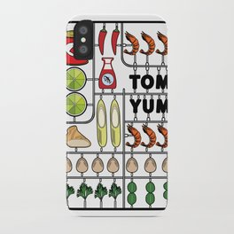 Tom Yum Assembly Kit iPhone Case