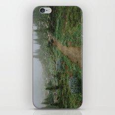 Washington Wildflower Fog iPhone & iPod Skin