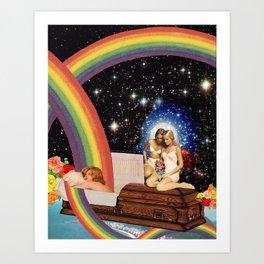 Eternal Life Art Print