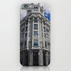 Madrid, Spain iPhone 6s Slim Case