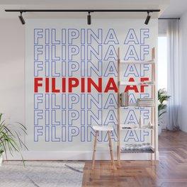 Filipina AF Wall Mural