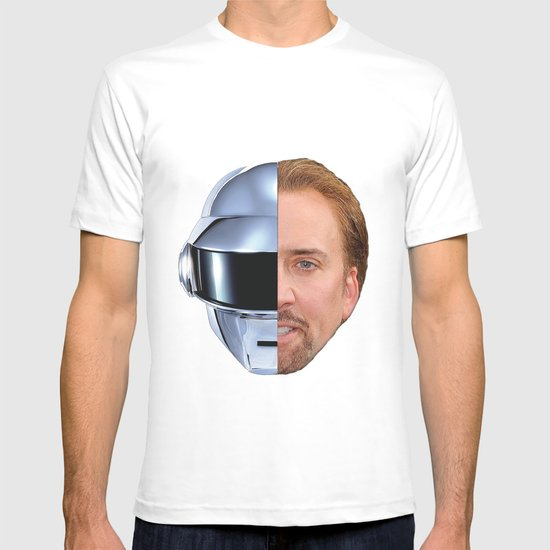 Daft Cage T-shirt