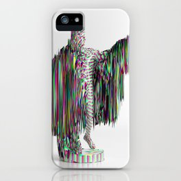 Apollo Glitched iPhone Case