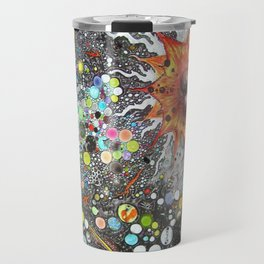 solar bloom Travel Mug