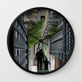 Inception Family by GEN Z Wall Clock