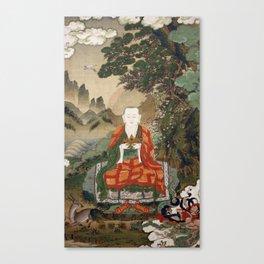 Rahula - Son of Buddha - 16th Century Canvas Print