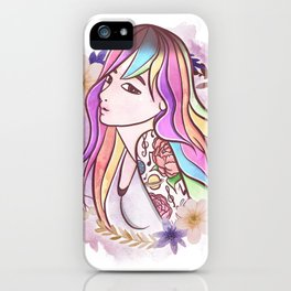 EMIKA iPhone Case