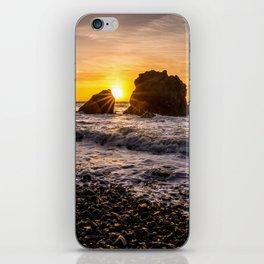Copper Coast Sunrise 3 iPhone Skin