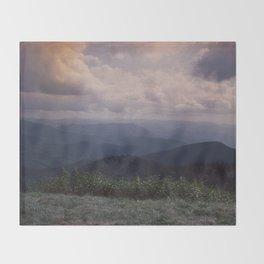 Appalachia Throw Blanket