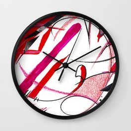 Beautiful Complications Wall Clock