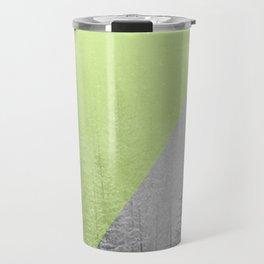 NEON NATURE | Green Travel Mug