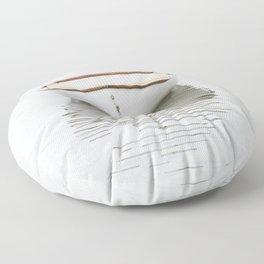 Pamet Harbor Skiff Floor Pillow