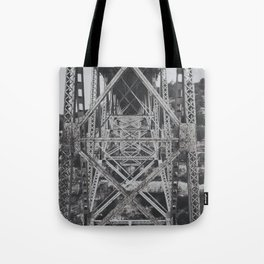Bridge in Sedona, Arizona Tote Bag