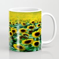 infinity Mugs featuring Infinity by Tami Cudahy
