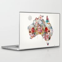 australia Laptop & iPad Skins featuring Australia by bri.buckley