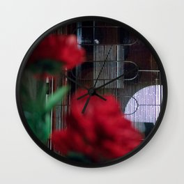 Moody room Wall Clock