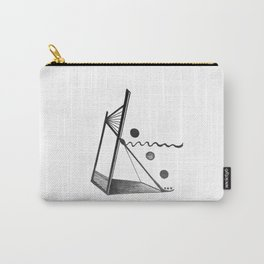 Interdimensional Mirror Carry-All Pouch