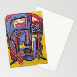 Frank-yellow Stationery Cards