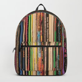 Record Collector Backpack