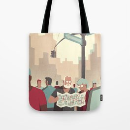 Day Trippers #2 - Lost Tote Bag