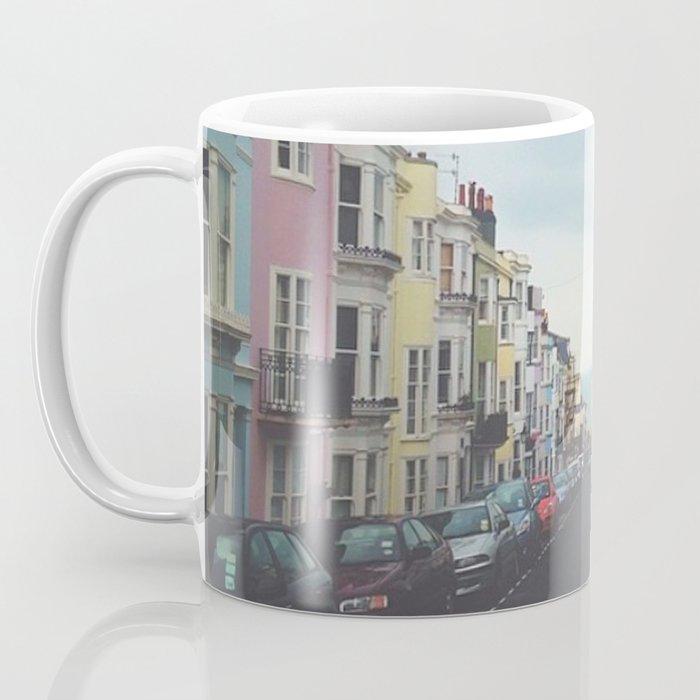 Brighton Houses Coffee Mug
