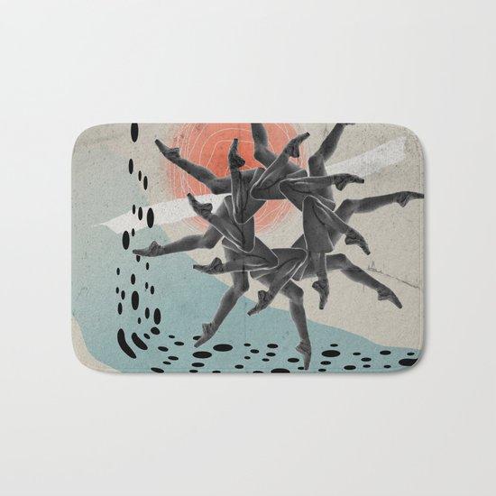 The Wheel Bath Mat