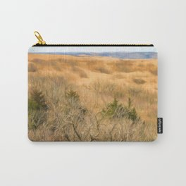 The Konza Prairie Carry-All Pouch