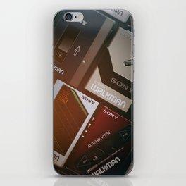 SONY Walkman iPhone Skin