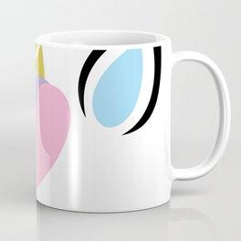 I'm A Unicorn With glasses Costume - FUNNY HALLOWEEN Coffee Mug