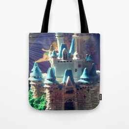 The Enchanted Castle  Tote Bag