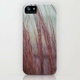 warming winter iPhone Case