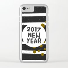 2017 Clear iPhone Case