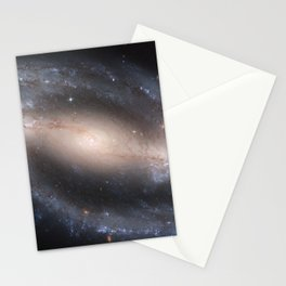 Barred Spiral Galaxy NGC 1300 Stationery Cards