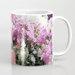 Natural city park flowers flowerbed Coffee Mug