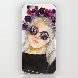 Marguerite iPhone Skin